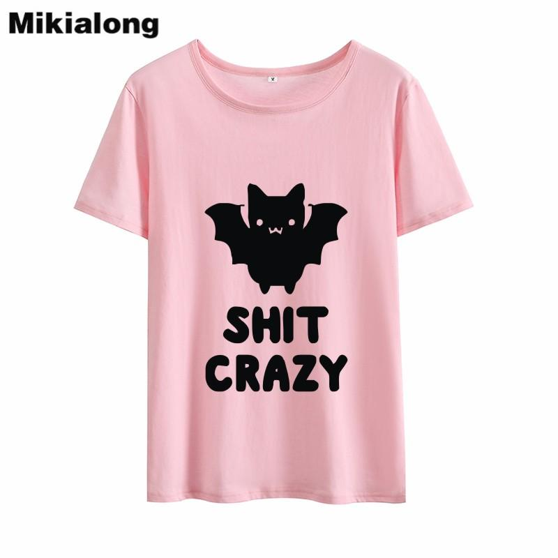 67fb64cf6cc7 Women s Tee Mrs Win Bat Graphic Tees Women Streetwear Tumblr Woman ...
