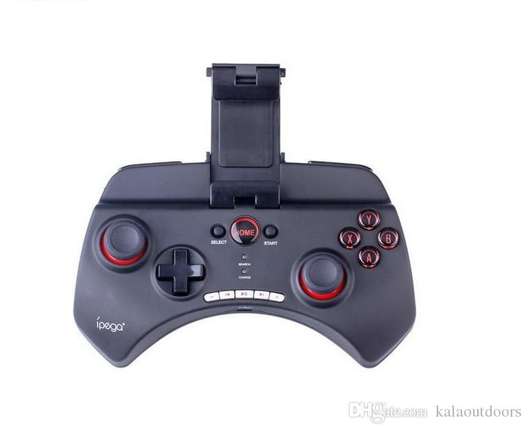 2018 Hot Selling iPega PG-9025 9025 Wireless Bluetooth Gamepad Game controller Joystick For iPhone iPad Projector TV BOX Android phones PC