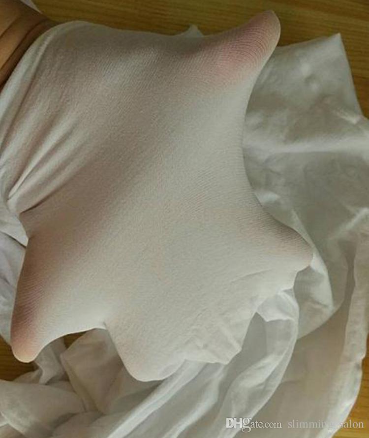 MOQ !!! Weiß / Schwarz LPG Body Roller Massage Kostüm Vakuumanzug für Therapie Maschine Hohe Elastizität Weiche Käppchen CE / DHL