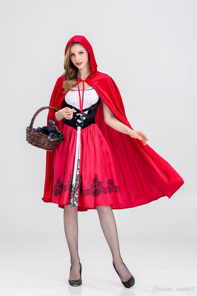 Funny Red Dresses