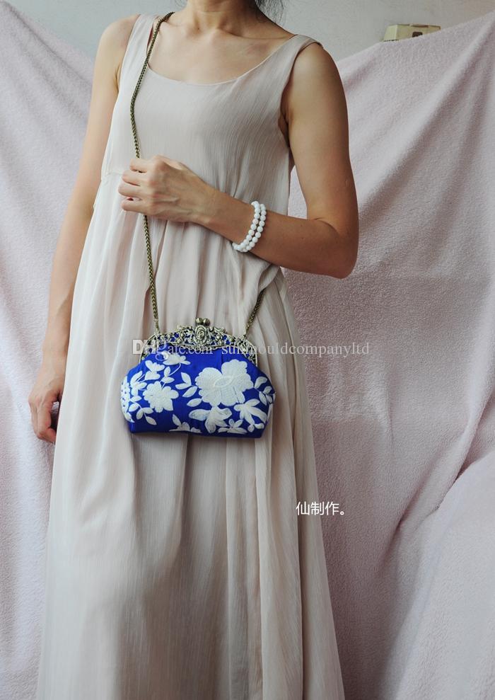Cinture della cinghia della borsa di qualità di 120cm donne borsa della borsa della borsa della sostituzione del messaggero cinghie di metallo Accessori maniglia della catena del sacchetto dell'hardware