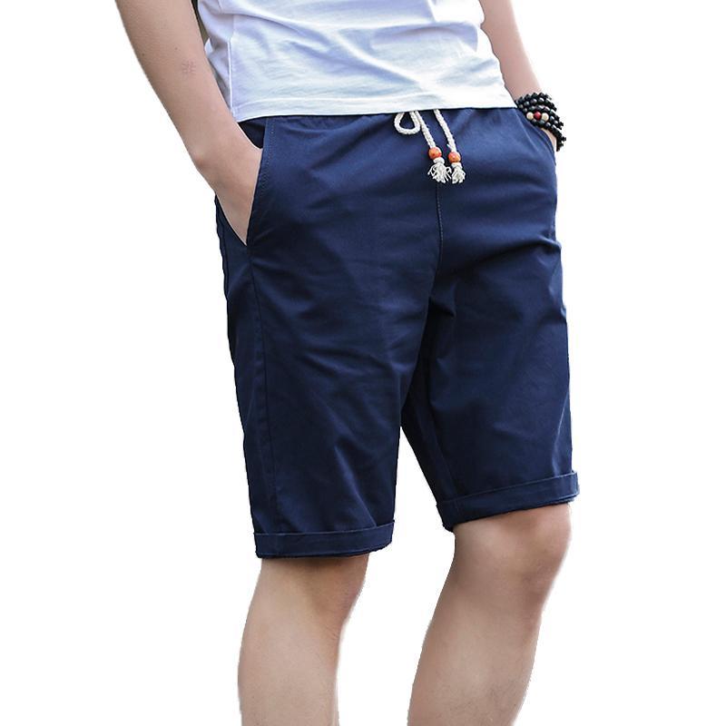 20b60a4cca302 Compre 2018 Ropa De La Marca New Summer Shorts Hombres Casual Shorts  Algodón Moda Streetwear Mens Hot Beach Tamaño Grande M 5XL A  38.16 Del  Hognyeni ...