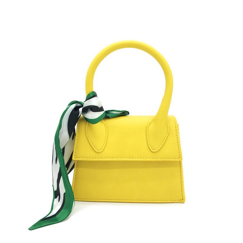 40d3af51b Compre Bolsa Feminina Lenço De Seda Bolsa É Uma Moda Selvagem Novo Saco De  Ombro Messenger Bag Mini De Fairness01, $83.93 | Pt.Dhgate.Com