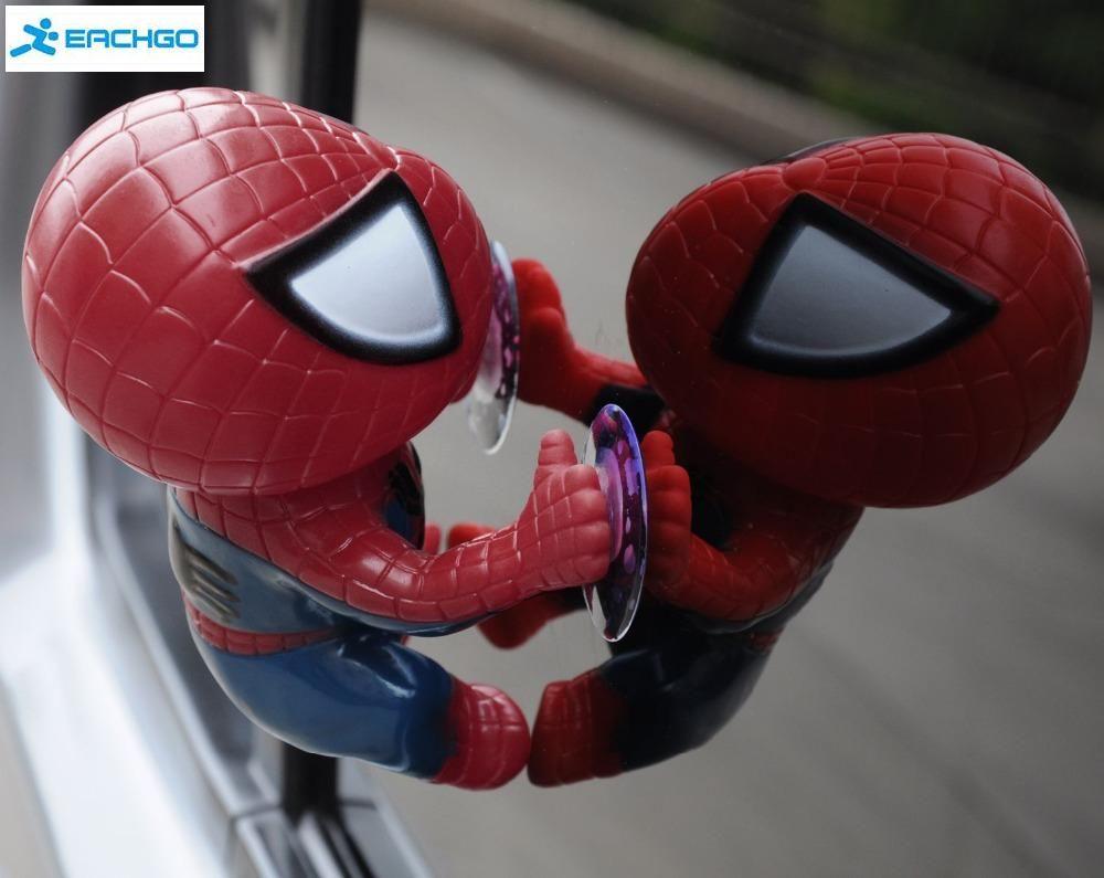 Jushi Voiture Fashion New Intérieur Spider Styling Man Sucker De Décoration Jouet Car Supplies Et CtdohQsBrx