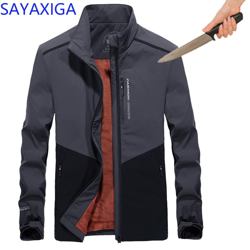 Jackets Back To Search Resultsmen's Clothing Nice New Self Defense Tactical Anti Cut Knife Cut Resistant Hooded Jacket Anti Stab Proof Long Sleeved Military Security Jacket Coat