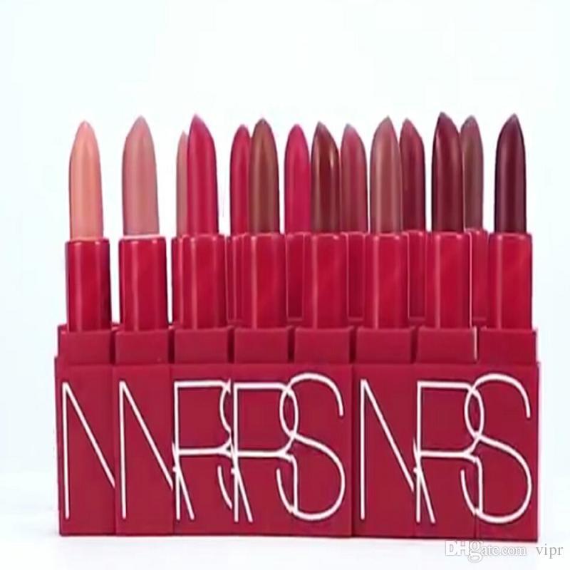 Liquid Lipstick Make up Kit Set Long-lasting Comfortable Matter Liquid Lipsticks Best Gift DHL Free
