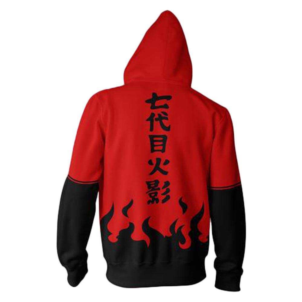 Kleidung Cosplay Naruto Anime Kapuzenpulli Kapuzen Kurzarm T-shirt Hoodie Pullover Neu Sammeln & Seltenes