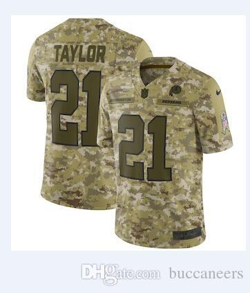 1ee5f9c79 Adrian Peterson Jersey Sean Taylor Ryan Kerrigan Chris Thompson Camo ...