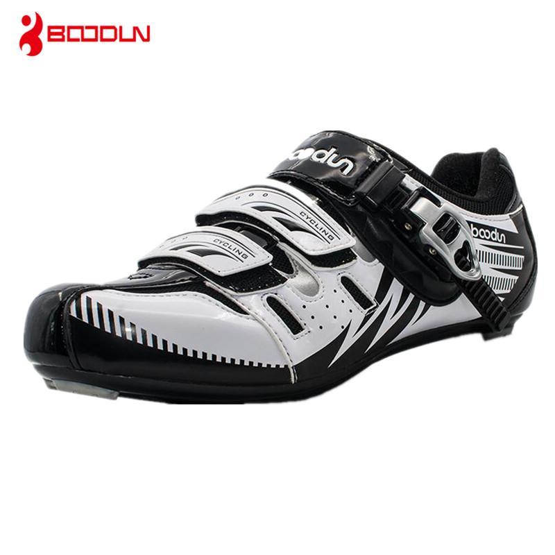 scarpe temperamento imbattuto x cerca l'originale Scarpe da bici da strada da uomo BOODUN Pro Scarpe da ciclismo  autobloccanti e traspiranti Mountain Bike da corsa MTB Triathlon da corsa  Sneakers ...