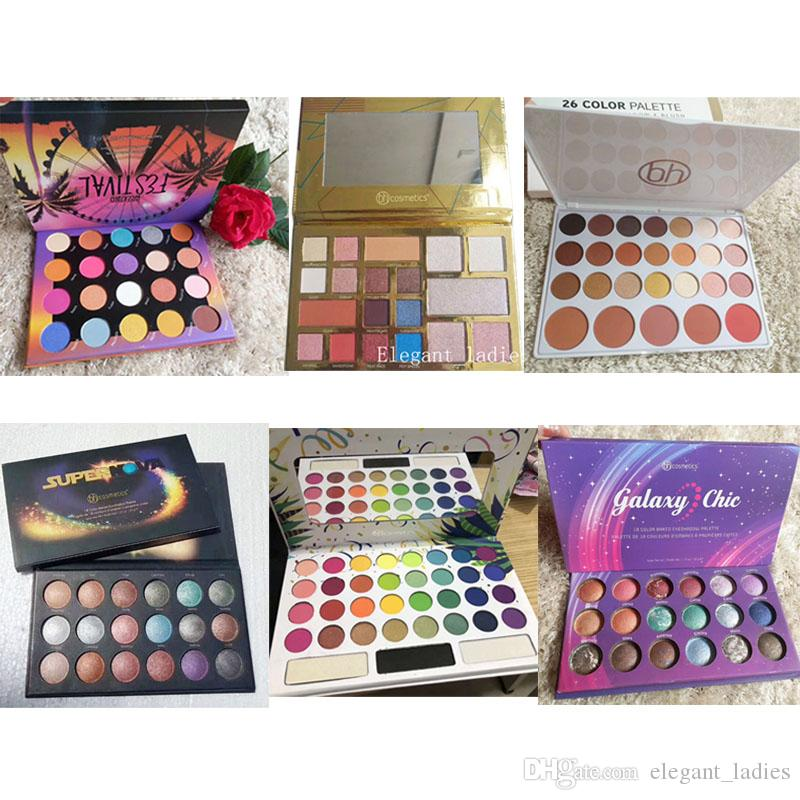 newest makeup perfect beautiful eyeshadow palette five styles rh dhgate com