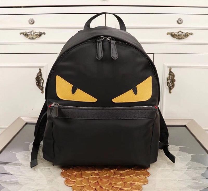 b8aa2f8b4835 AAAAA 2018 Luxury Famous Brand Monster Designer Handbags Backpacks Backpack  Pearl Bag Bags Quality Top Purse Lady Women Wallet Justice Backpacks  Camping ...