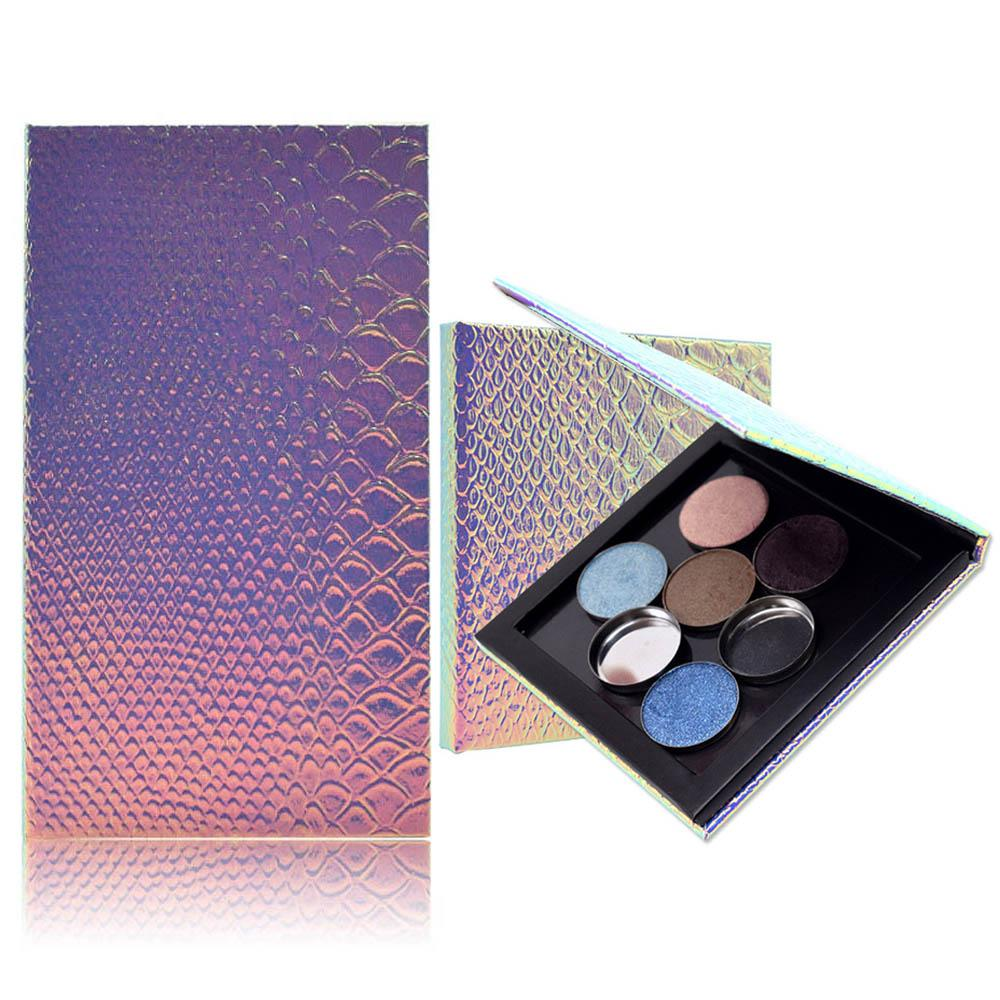 Diy Empty Magnetic Palette Refill Eyeshadow Blush Easy Carry Beauty Pigment Makeup Cosmetic Storage Tools High Quality Colorful Beauty & Health Eye Shadow