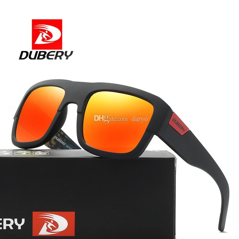 Compre DUBERY Óculos Polarizados Óculos De Sol Dos Homens Das Mulheres Da Aviação  Masculino Óculos De Sol Para Homens Retro Barato 2017 Designer De Marca De  ... 1f6cfc1477