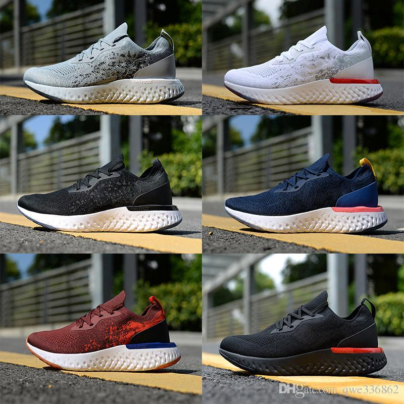 056b8e7251b ... Hot New Epic React Instant Go Fly Men Women Running Shoes Top Causal  Mesh Breathable Air Sport Athletic Trains Designer Sneakers Kids Running Shoes  Sale ...