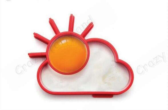 2019 Silicone Fried Egg Mold Breakfast For Creative Silicone Cute