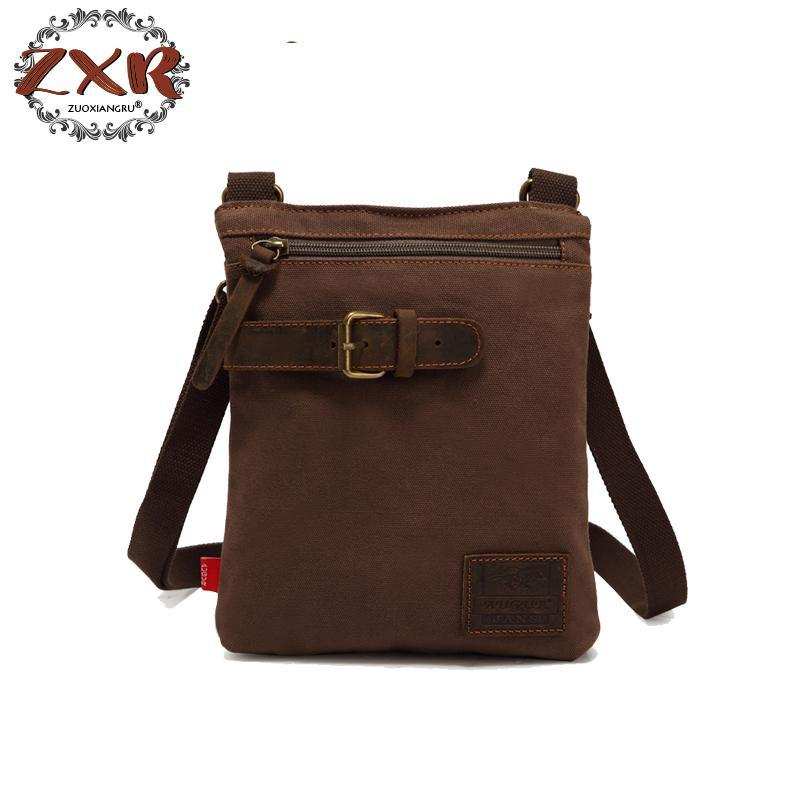 b3238952b1e6 Boy Khaki Satchels Men Messenger Bag Women Crossbody Packs Miss Shoulder Bag  Mr. Canvas Leisure Pack Student Purses On Sale Hobo Purses From  Classycolor