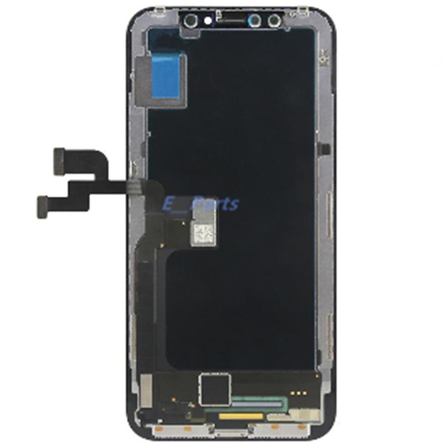 For Best quality iPhone X LCD Display &Touch Screen Digitizer full Assembly & perfect 3D Touch