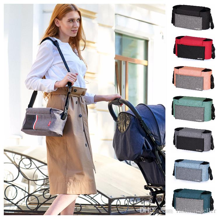 a14fb0f5 2019 IN STOCK!!! Mother Maternity Handbags Shoulder Bags Mommy Diaper  Nappies Bags Large Capacity Outdoor Travel Baby Hanging Bags From  Fashion_seller, ...