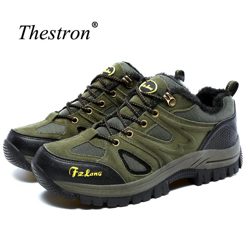 Randonnée Escalade Couples Armée Mens Acheter Chaussures Vert Marron n8vNm0wO