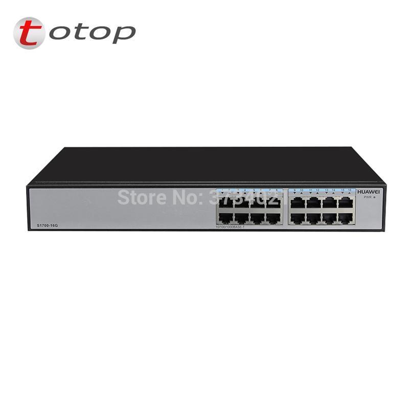 huawei 16 port switch S1700-16G Gigabit Switch