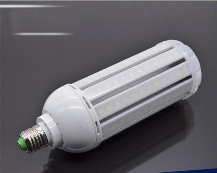 40W Super Bright LED Corn Bulb with Cover Waterproof 220V Screw E27 E40 LED Energy Saving Lamp Light