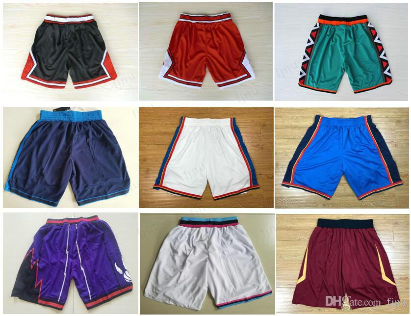 New Season Basketball Shorts Breathable Dwyane Wade Goran Dragic Hassan  Whiteside Basketball Pants George Anthony Westbrook Sweatpants S-2XL  Basketball ... 63f498650