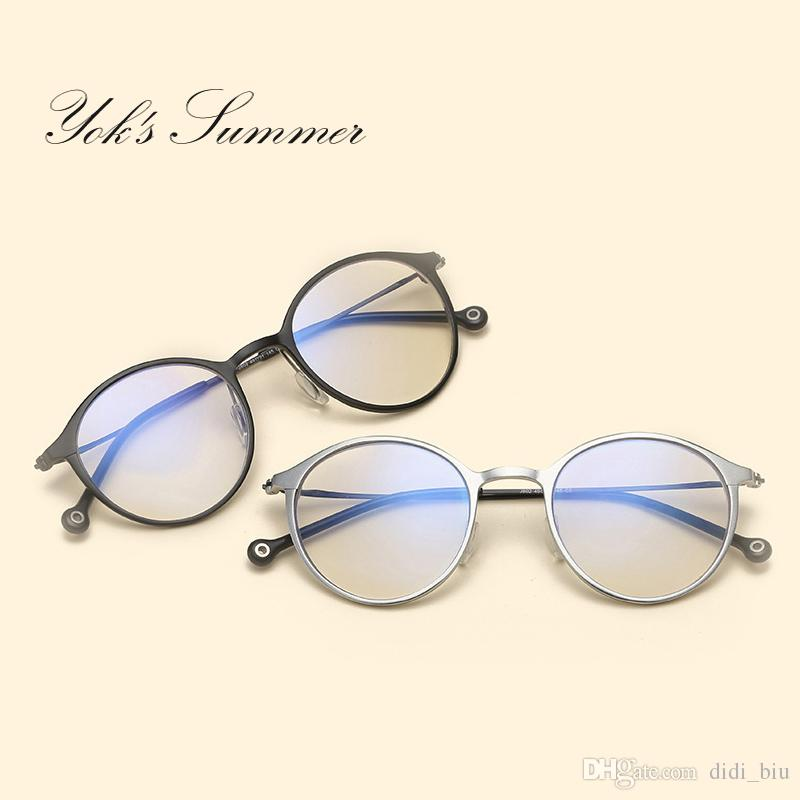 dc23f763727 Yok s Summer Korean Anti Blue Ray Computer Gaming Glasses Women ...