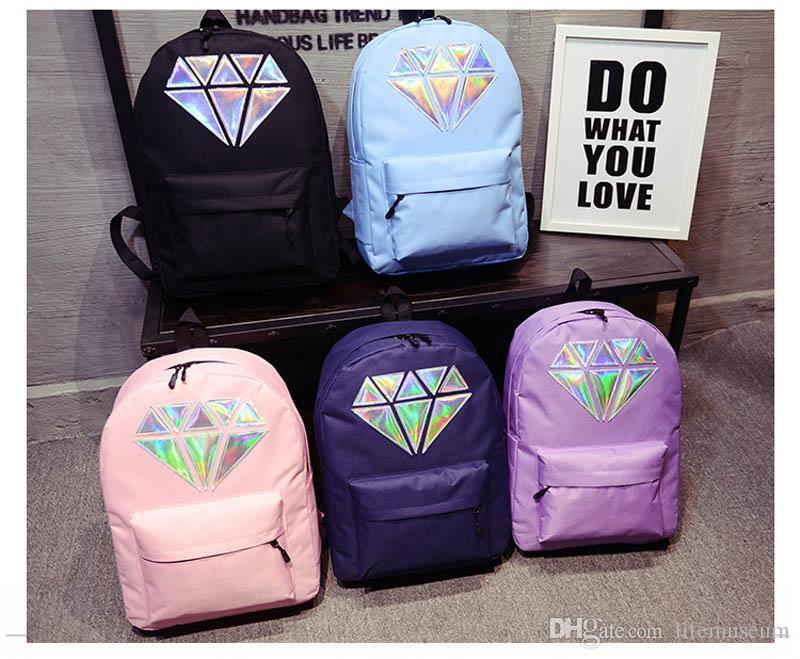TEGAOTE Classic Backpack For Women School Bag For Teenage Girls Nylon Backpacks  Female Casual Travel Laptop Bag Mochila Feminina Satchel Bags Man Bags From  ... 21b6644f8c