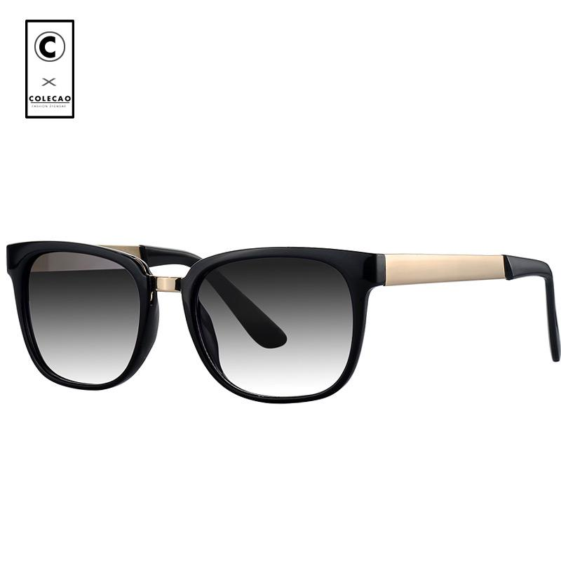 142c96882dbd COLECAO Square Sunglasses Women Brand Designer Super Vintage Retro 2018  High Quality Women s Sun Glasses For Female 1042 Designer Glasses  Sunglasses Uk From ...