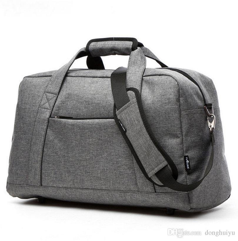 Large Capacity Sport Bags For Men Women Luxury Handbags Travel Duffel Bag  Waterproof Outdoor Shoulder Bag Duffel Bag Travel Bag Shoulder Bags Online  with ... 32675731cd