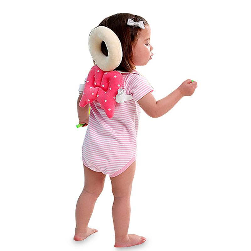 Pillow Clever Cute Toddler Headrest Baby Shatter Resistant Pillow Children Head Protection Cushion For Baby Care Learn To Walk Attractive Fashion