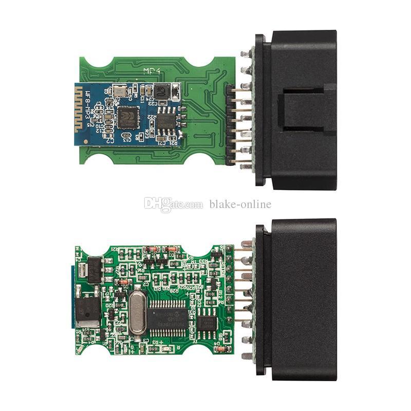 ELM327 OBD2 WIFI V1.5 dell'attrezzo diagnostico dell'OLMO 327 OBD II Supporto Android / iOS / Windows