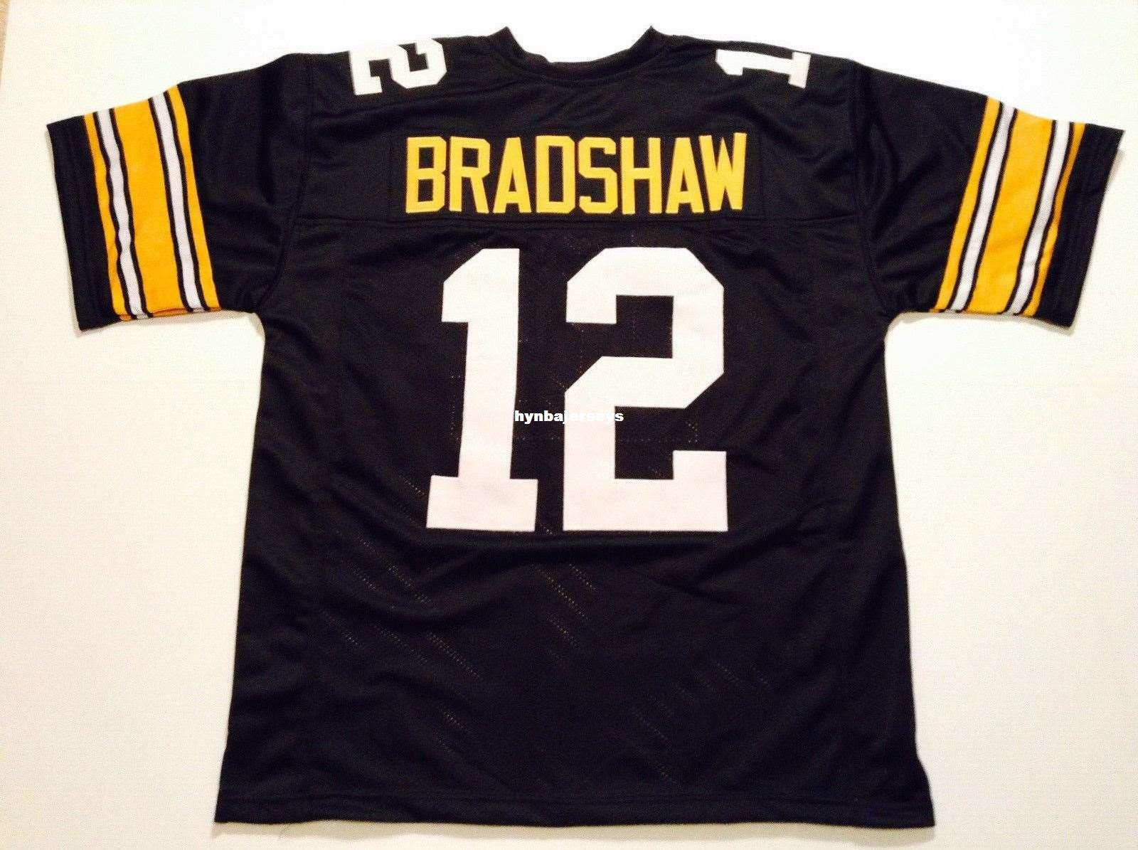 Throwbacks Cheap Retro Customize Sewn Stitched  12 Black Jersey ... a2decc2227af
