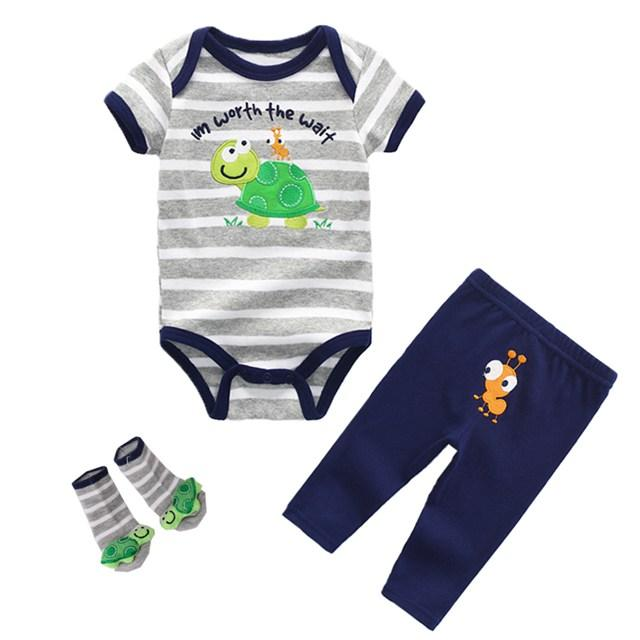 180a56fa2a9e 2019 Kiddiezoom Baby Clothing Sets Newborn Baby Boy Girl Clothes ...