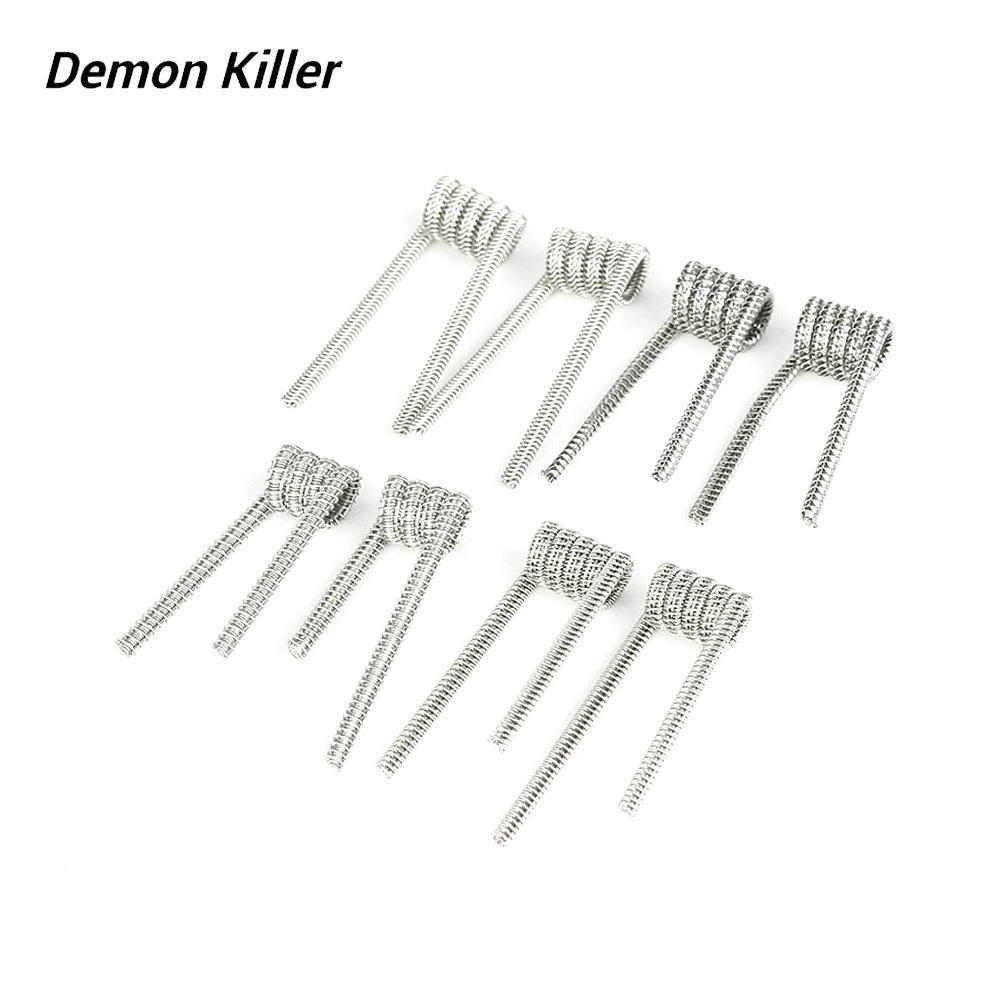 Original Demon Killer Wick And Violence Coil Ka1 0.25 0.3ohm E Cig ...