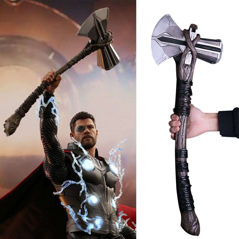 2019 2018 Infinity War Thor Stormbreaker Axe Cosplay Avengers 3 Thor
