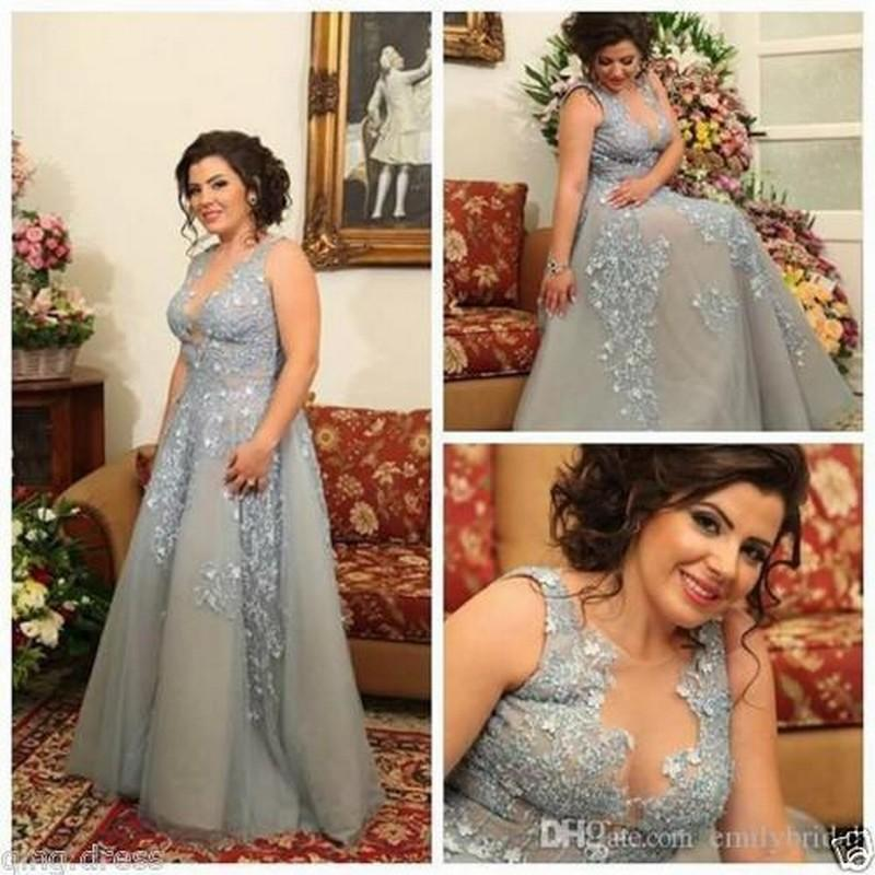 Lace Appliques Formal Evening Dress Celebrity Party Prom Ball Gown Bridal Custom Special Occasion Prom Bridesmaid Party Dress 17LF583