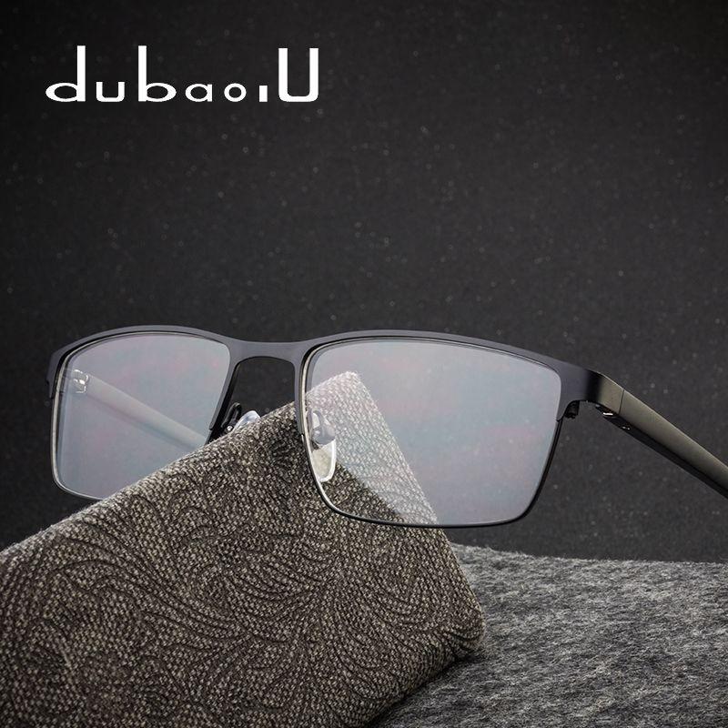 Großhandel Legierung Brillengestell Marke Designer Einfache Brille ...