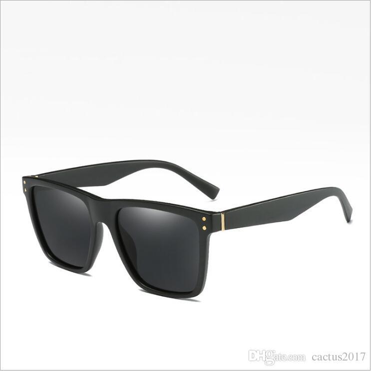 749db2f608 Sunglasses Men Polarized Classic New Fashion Retro Square Sun Glasses Frame  Women Imitation Oculos Gafas De Sol Sunglasses Men Square Sun Glasses  Polarized ...