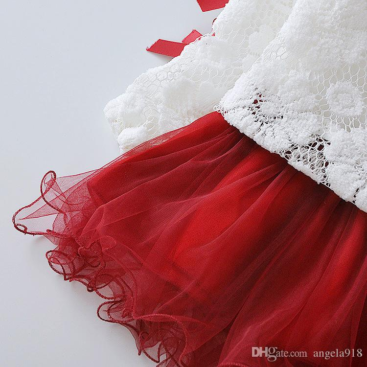 Boutique summer Children's clothing sweet thin yarn tutu dress +gift one Brooch flowers Two-piece Cotton Girls dresses H012