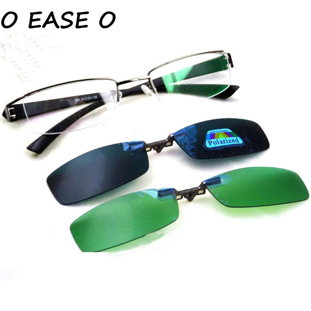 74044ad92af Hot Clip On Sunglasses With Flip Up Eyeglasses Frames Sunglasses Clips  Sunshades Two Usage Driving Clips 680 Prescription Sunglasses Glasses Frames  From ...