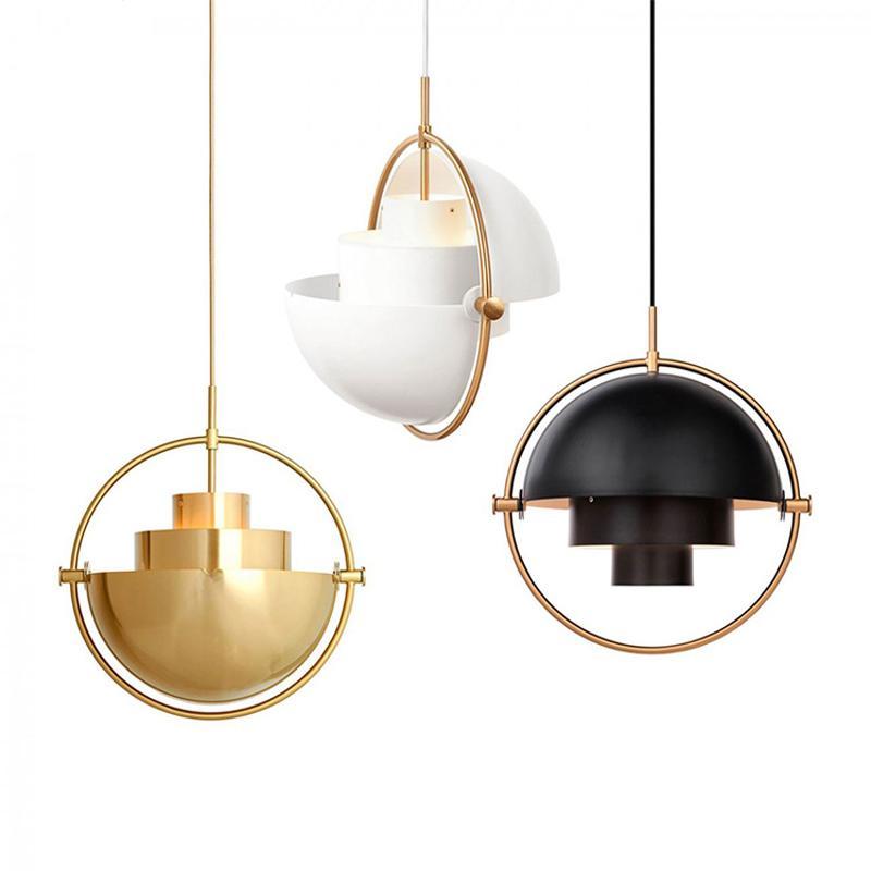 Acheter Lampes Suspendues Nordiques Bar Design Post Moderne Lampe