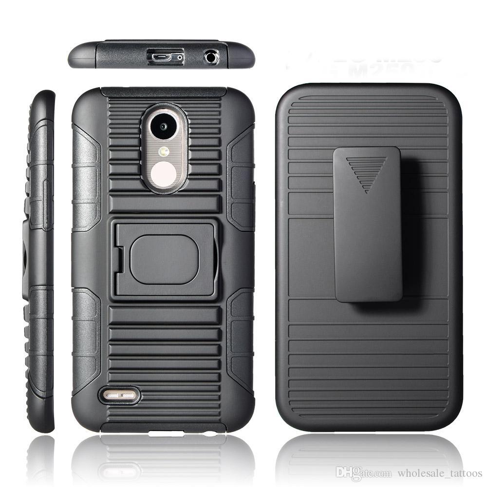 16607ba2cc4 Fundas De Moviles Personalizadas Para Motorola Moto G3 G4 Plus G4 Juega G5  G5 Plus E4 E4 Plus Armadura Pesada Funda A Prueba De Golpes Clip De  Cinturón ...