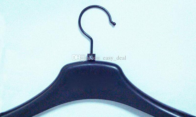24-56H:9.8MM Diameter:12mm Black Plastic Size Ring Garment Round Label Clothes Hanger Mark Signs QW7254