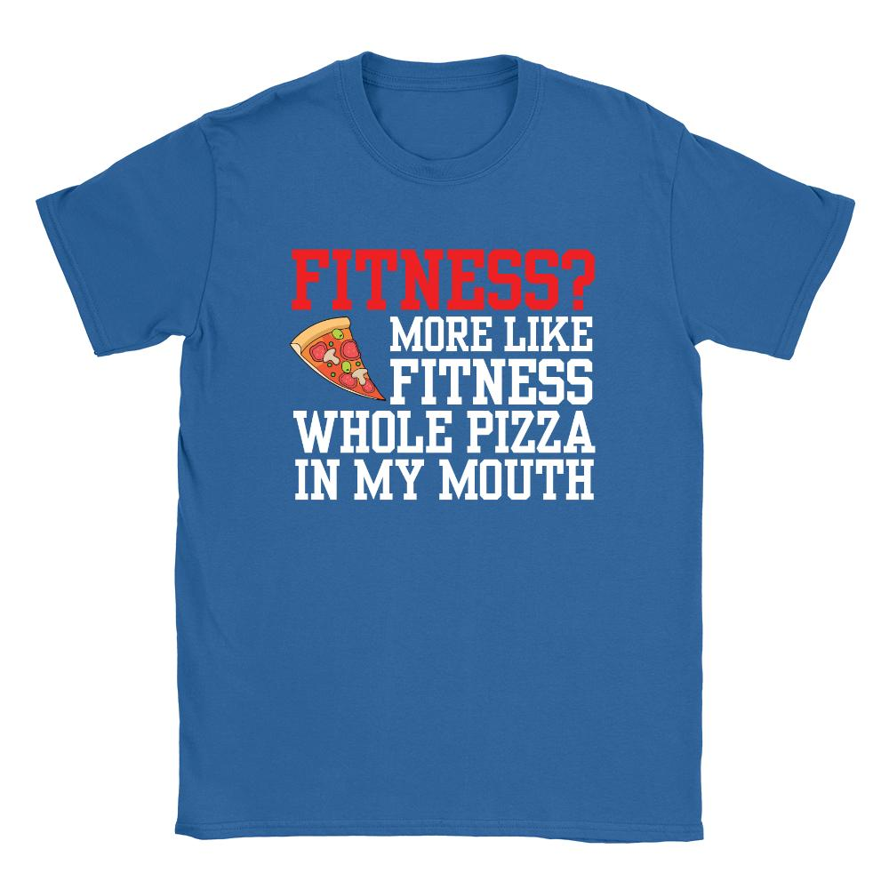 12095a634 Fitness Whole Pizza Mens T Shirt Funny Joke Pizza Lover Gift Top T Shirts  Print Tees Online From Allthingsgood, $11.01  DHgate.Com