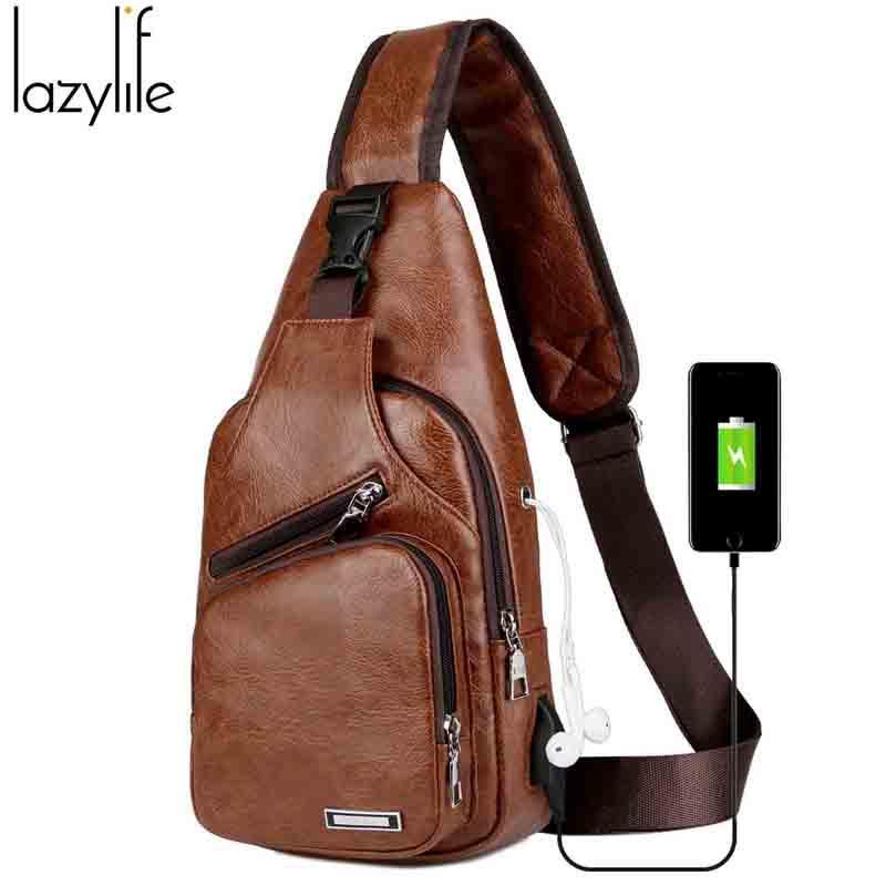 6012d0dcca20 Men Chest Pack Single Shoulder Strap Back Bag Crossbody Bags For Women Sling  Shoulder Bag Back Pack Travel New Arrival Crossbody Bags Messenger Bags  From ...