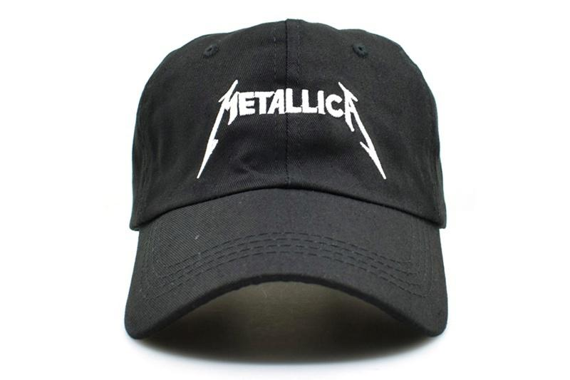 Black Metallica Embroidery Baseball Cap Young Outdoor Athletic Hat Couple  Sun Hat Youth Outdoor Sports Caps Couple Sun Hatland Brixton Hats From  Gwyseller 76c72dcf5735