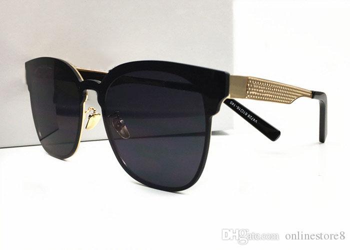 d7890a418b4 Italy Luxury Brand Men Women Sunglasses 100% UV Protection Retro ...