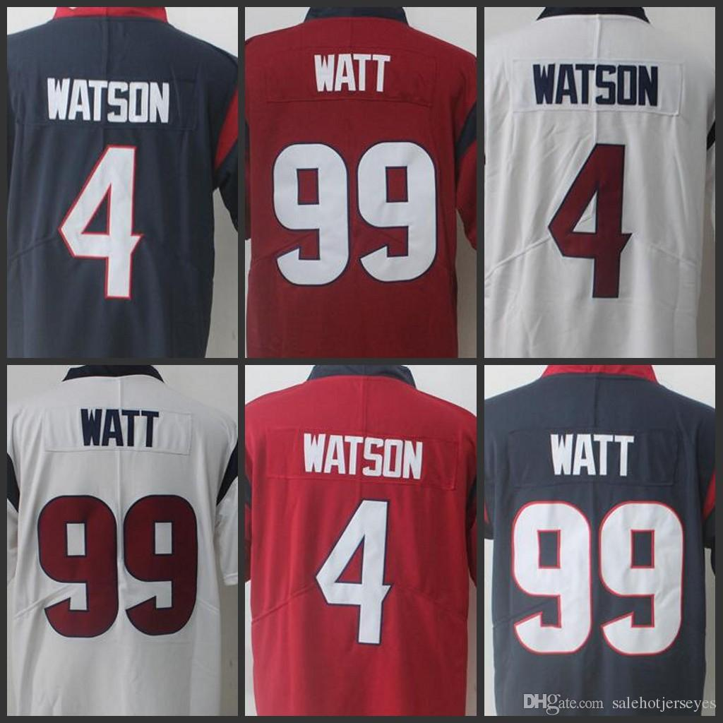 ... buy 2018 99 j.j. watt men houston texans jersey 4 deshaun watson  limited jerseys youth women 62b91166c