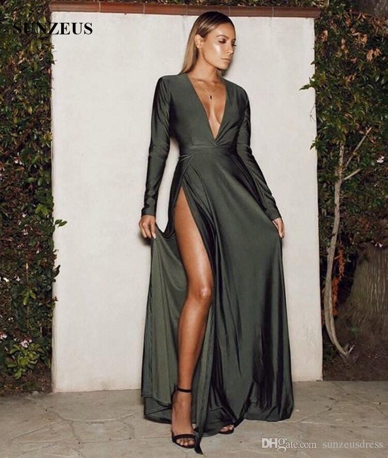 Sexy Jersey Dress